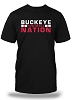 Buckeye Nation Football - Black