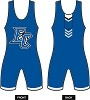 Elizabethtown Wrestling 2018/2019 Sublimated Singlet