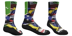 Cradle Gear Rio 2016 Sublimated Socks
