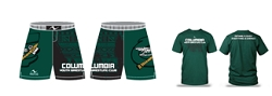 Columbia Youth Wrestling 2017 Package (Legacy Stretch Short and T-Shirt)