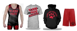Plano Pack 2017 Package (Red Singlet, Performance Short, T-Shirt and Hoodie)