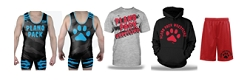 Plano Pack 2017 Package (Blue Singlet, Performance Short, T-Shirt and Hoodie)