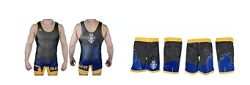 Grand Rapids Wrestling Club 201/2018 Package (Singlet and Legacy Stretch Short)