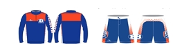 Boonsboro Wrestling 2017/2018 Package (1/4 Zip and Legacy Stretch Short)