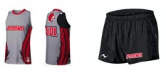Parma City Schools Cross Country 2017/2018 Package (Track Jersey and Running Short)