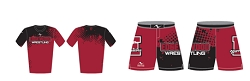 Edgewood High School Wrestling 2017/2018 Package (Compression Shirt and Legacy Stretch Short)