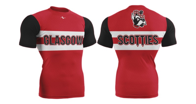 Glasgow Wrestling 2017/2018 Compression Shirt