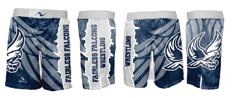Fairless Wrestling 2017/2018 MMA Short