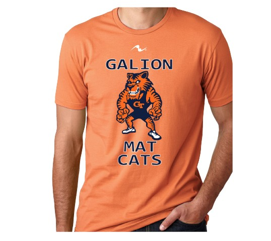 Galion Wrestling 2017/2018 T-Shirt