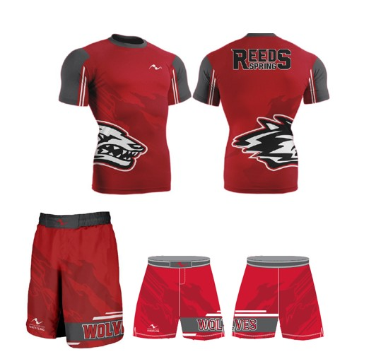 Reeds Springs 2017/2018 Package (Legacy Short and Compression Shirt)