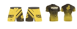 Speedway Wrestling 2016/2017 Package (MMA Short and Compression Shirt)