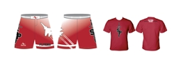 St Paul High School 2016/2017 Package (Legacy Stretch Short and T-Shirt)