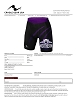 Northern Polar Bear Compression Shorts Fully Sublimated 7000