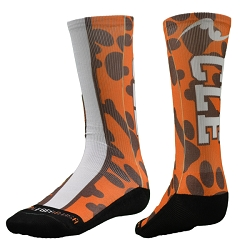 Fully Sublimated CLE Socks
