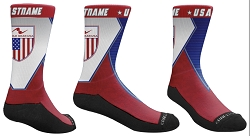 Cradle Gear USA 2016 Sublimated Socks