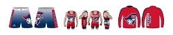 Westwood Wrestling 2016/2017 Package (Singlet, Legacy Stretch Short and 1/4 Zip)