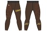 Baldwin Wallace Wrestling 2016/2017 Sublimated Compression Tights