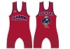 Clarion Wrestling 2016 Sublimated Singlet