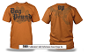 Dog Pound Wrestling 2014/2015 Sublimated T-Shirt