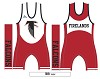 Firelands Wrestling 2014/2015 Sublimated Singlet