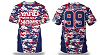 Go Yard 2016 Sublimated Jersey