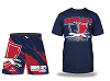 Grove City 2016/2017 Package (MMA Short and T-Shirt)