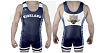 Highland Regional Wrestling 2015/2016 Sublimated Singlet