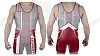 Lowndes Wrestling 2016/2017 Package (Two Singlets, 1/4 Zip Jacket, Stretch Legacy Short, T-Shirt and Socks)