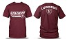 Lowndes Wrestling 2016/2017 T-Shirt with Transfer