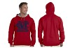 MC Wrestling 2016/2017 Hoodie with Transfer