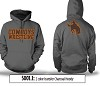 Pascack Hills 2014 Hoodie with transfer