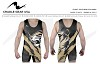 Southern Columbia 2015/2016 Sublimated Singlet