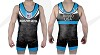 U.S. Marines Corp 2017 Sublimated Blue Singlet
