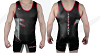 Firelands Wrestling 2017 State Sublimated Singlet