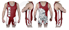 Northwest Indians 2017 State Sublimated Singlet