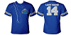 Brunswick Blue Thunder Baseball  Sublimated Jersey