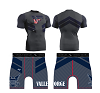 Valley Forge Wrestling Club 2017/2018 Package (Compression Shirt and Compression Short)