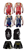 Hammerhead 2017/2018 Package (Red Singlet, Blue Singlet, MMA Short and Gear Bag)