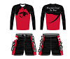 Mountain Road Jiu Jitsu 2018 Package (Long Sleeve Compression Shirt and Freestyle Short)