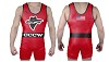Cass County Wrestling Club 2018 Singlet