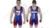 Cradle Gear USA 2016 Sublimated Singlet